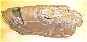 Vintage Baseball Glove Swallow Professional (Image1)