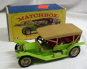 Matchbox 1912 Simplex No. Y-9 MIB (Image1)