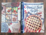 Click to view larger image of COOKBOOK America's Best Recipes Oxmoor 1995 (Image1)