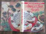 COOKBOOK America's Best Recipes Oxmoor