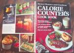 Click here to enlarge image and see more about item CBBH118: Calorie Counters Cookbook 1970