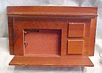 Click to view larger image of Dollhouse Fireplace Wood Country Style (Image1)