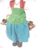 Click to view larger image of Lenci Style Doll Large + Ethnic Costume Italy (Image3)