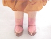 Click to view larger image of All Bisque Doll 1930's Miniature (Image3)