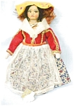 Click to view larger image of Lenci Style Doll Ethnic Magis Roma (Image1)