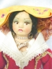 Click to view larger image of Lenci Style Doll Ethnic Magis Roma (Image2)