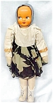 Click here to enlarge image and see more about item DOLL1140: Large Celluloid Doll Poland Ethnic