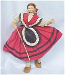 Click to view larger image of Doll Klumpe Roldan Dutch Farmer's Wife (Image1)
