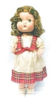 Click here to enlarge image and see more about item DOLL1197: Roddy Doll England Walker 1950's HP