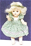 Click to view larger image of Virga Playmate Doll  Walker 1954 Blonde (Image1)