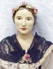Click to view larger image of China Doll 1800's Ethnic Outfit Rare (Image2)