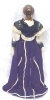 Click to view larger image of China Doll 1800's Ethnic Outfit Rare (Image3)