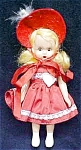 Click to view larger image of Nancy Ann Storybook Doll Valentines February (Image1)