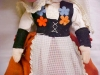 Click to view larger image of Lenci Type Doll Ethnic Dress (Image4)