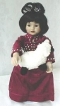 Indian Doll Out of Mama's Flock Ray Swanson