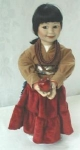 Indian Doll Autumn Harvest Ray Swanson