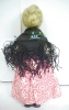 Click to view larger image of Lenci Style Doll Italy Felt Face Ethnic (Image3)
