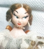 Click to view larger image of Roldan Klumpe Doll Lenci Style Lady (Image3)