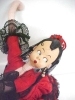 Click to view larger image of Klumpe Roldan Doll Spanish Dancer Lady in Red (Image2)