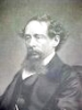 Click to view larger image of Charles Dickens Engraving 1860 Framed (Image2)
