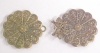 Click to view larger image of Cloak Clasp Ornate Brass Czechoslovavkia RARE (Image4)