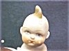 Click to view larger image of Bisque Baby Pin Cushion Unusual Vintage (Image3)