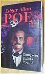 Click to view larger image of Edgar Allan Poe Complete Tales & Poems 1989 (Image1)