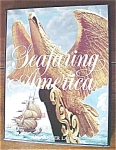 Click here to enlarge image and see more about item GEB3166: Seafaring America Alexander Laing 1974