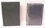 Click to view larger image of Robert Burns Poems Leather Miniature w/ Case (Image1)