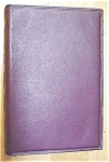 Click to view larger image of Dickens Nicholas Nickleby Leather 1900's (Image1)