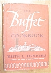 Click to view larger image of Buffet Cookbook 1955 Ruth Holberg (Image1)