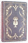 Click to view larger image of William Cowper Poetical Works Leather 1800's (Image1)