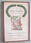 Charles Dickens Christmas Stories 1976 Illus Chappell