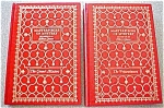 Masterpieces of Mystery Nobel Pulitzer Leather Vol 2 &3