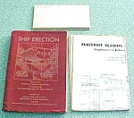 Click to view larger image of Ship Erection Manual 1942 Ship Building (Image1)