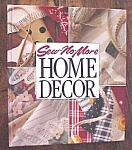Click here to enlarge image and see more about item GEB5331: Sew-No-More Home Decor 1993 Decorating with Fabric