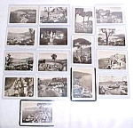 Click here to enlarge image and see more about item GEG1212: Postcards Miniature Sorrento Italy 16 PC