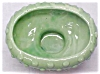Click to view larger image of Green Pottery Planter Bowl Bubble Design (Image2)