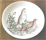 Johnson Bros Game Birds Platter Partridge