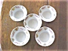 Click to view larger image of Hohenzollern China Berry Bowls 5 PC (Image2)