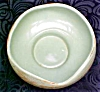 Click to view larger image of Hull Pottery Bowl Large Green Art Deco (Image2)