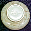 Click to view larger image of Hull Pottery Bowl Large Green Art Deco (Image3)