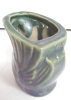 Click to view larger image of Swan Toothpick Holder Green Pottery (Image3)