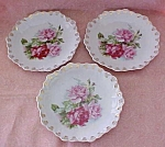 Click to view larger image of Bavaria Plate Floral 7 inch (Image1)