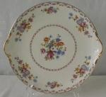 Pope Gosser Royal Dresden Round Platter w/ Handles
