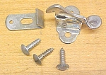 Click to view larger image of Double Door Inside Spring Latch Kit (Image1)