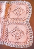 Click to view larger image of Colorful Crochet Doilies + Runner Scarf (Image4)