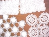 Click to view larger image of Beautiful Crochet Doilies Scarves 10 PC (Image2)
