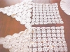 Click to view larger image of Beautiful Crochet Doilies Scarves 10 PC (Image3)