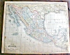 Click to view larger image of Antique Map Ontario Mexico 1901 (Image3)